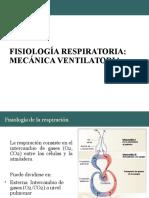262189206 Fisiologia Mecanica Ventilatoria y Curvas Espirometricas