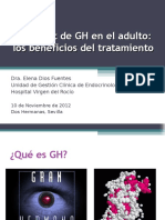 Deficit Gh Adulto Dra Dios Fuentes