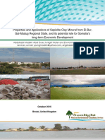 Abdulkadir Gure-El Bur Sepiolite Working Paper