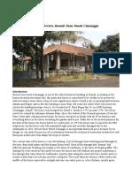 Review Rumah Tanah CImanggis