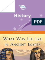 #Lesson Presentation What Was Life Like in Ancient Egypt