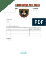 Competencia de La Policia Nacional