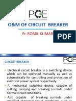CC Ppt CB Circuit Breaker