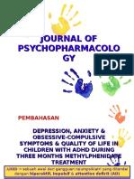 Pembahasan Journal of Psychopharmacology
