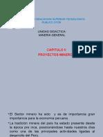 CAPITULO II PROYECTOS MINEROS.pptx