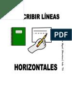 LÍNEAS HORIZONTALES