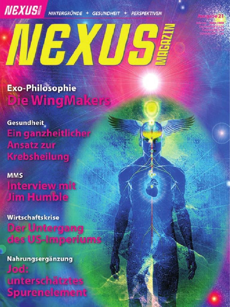 NEXUS Magazin 21, Wingmakers Philosophy