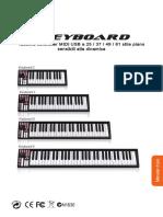 IKeyboard PD3V100 Italian