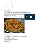 Filipino Cooking Recipe