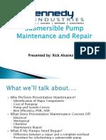8 Alvarez- Submersible Pump Maintenance and Repair