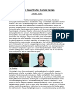 digital graphics for games design