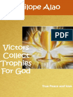 Victors Collect Trophies for God 1