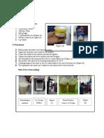 Ice Cream Methodolgy
