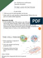 Lec 8,9 Cells