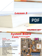 System Board Component