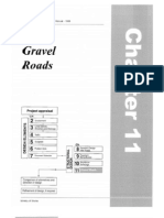 Tanzania Pavement Materials Design Manual 1999 Chapter 11 - Gravel Roads