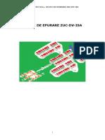 Statii de Epurare Tip Zone Umede Construite DV-IsA