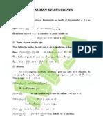 Resumen de Funciones (2)