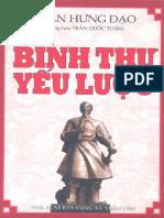 [downloadsach.com] Binh thu yeu luoc - Tran Hung Dao.pdf