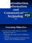 Usage of Ict in Every Day Life2852