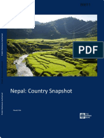 Nepal Country Snapshot_World bank _2014.pdf