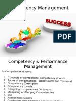 Competency Managementt