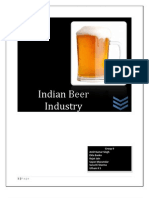 Beer Industry in India
