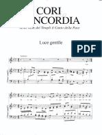 Luce gentile (4v+Org)-Liberto