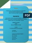 Grupo M Proyecto fase de investigación