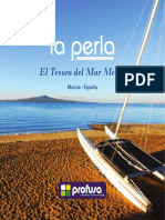 el Mar Menor y el Mediterráneo