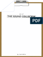 Art of The Sound Collector - version 02