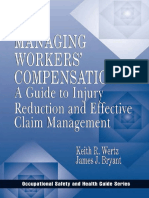 Managing Workers Compensation (2001)