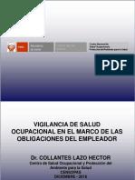Clase 5 Vigilancia Salud Ocupacional