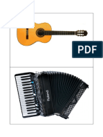 Instruments Bingo2