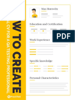 CV QA Professional