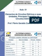 Eletronica Basica Aula01 Flavio