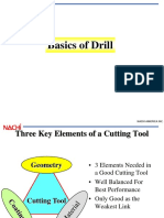 Basics of Drilling