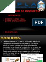 Energia Termica