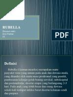 PP RUBELLA (Dini Pratiwi-2c)