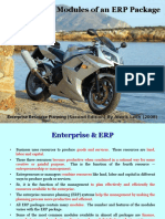 Business Modules of ERP.pps