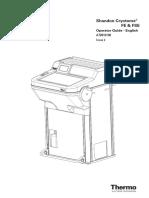 Shandon Cryotome Fse Manual