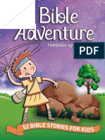 My Bible Adventure Through God's Word