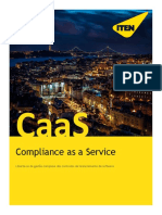 ITEN Compliance as a Service (CaaS)