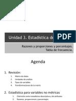 EB Unidad III Estadistica de Atributos
