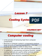 Computer Cooling