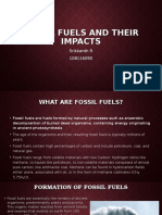 108116090 Fossil Fuels