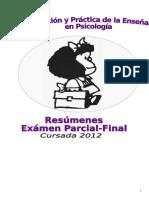 Resumenes Parcial-final Psicología laboral UNLP