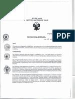Listado de Muestras Para Control de Calidad INS PERU DIGEMID