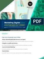 e-Book Nos 3 Marketing Digital Para Turismo