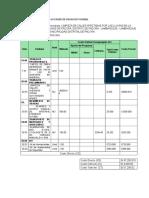 Formato N° 04 Presupuesto AII